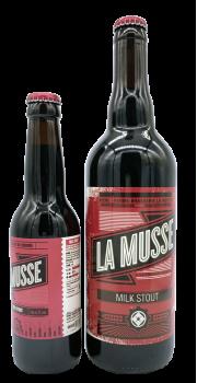 La Musse Milk Stout - Stout