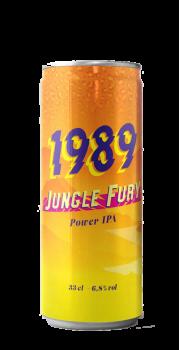 Jungle Fury - IPA