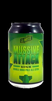 Mussive Attack - Double IPA