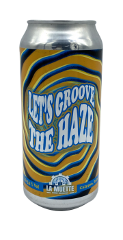 Let's groove the haze -...