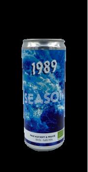 1989 Season - Pale Ale