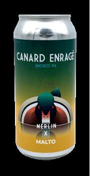 Canard Enragé - Smoked IPA