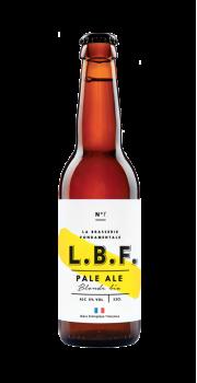 L.B.F - Blonde Pale Ale