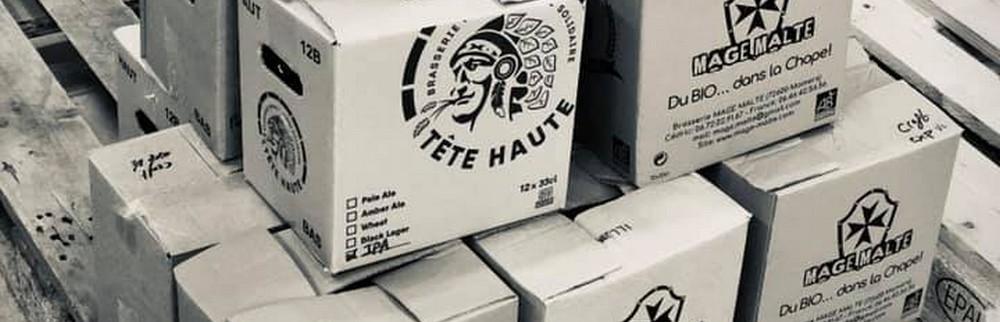 ibu distribution livraison bières